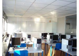 salle de cours et formation