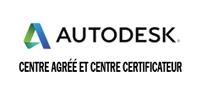 Centre de formation agréé Autodesk